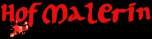 Logo der Firma Hofmalerin