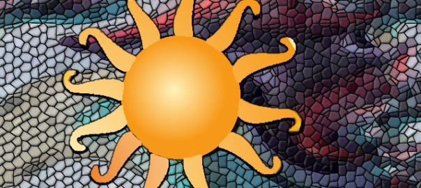 Die goldene Sonne