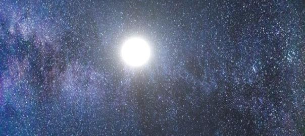 ein heller Stern
